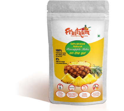 Fruityum Product Pineapple
