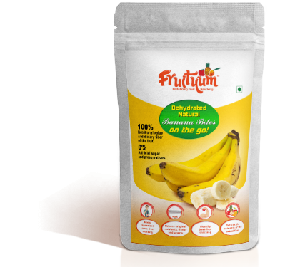 Fruityum Product Banana